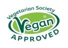 Vegetarian Society - Vegan Approved