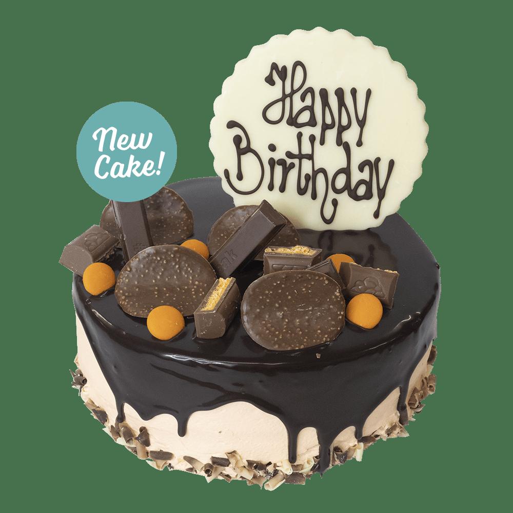 Choc Orange Party Cake